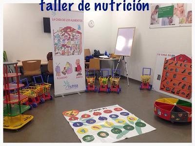 TALLER DE NUTRICION CENTRO MILENIUM CORDOBA